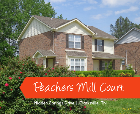 Peachers Mill Court - 925 Tiny Town Road, Clarksville, TN - Click here to learn more!