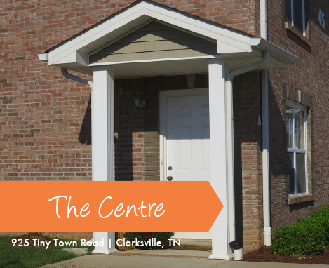 The Centre - Hidden Springs Drive - Clarksville, TN - Click here to learn more!